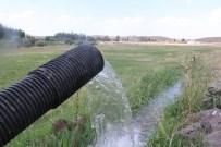 Ağrı İl Özel İdaresi Sulama Havuzları İle Çiftçinin Yüzünü Güldürecek