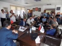 RAMAZAN CAN - AK Parti Kırıkkale Milletvekillerinden İlçe Gezisi