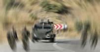 BELDIBI - Antalya'da askeri araca saldırı: 2 yaralı