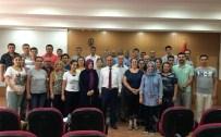 Aydın'da İkinci Grup Kontrol Görevlisi Eğitimi Tamamlandı