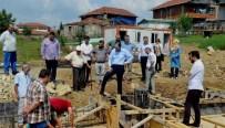 KULLAR - Başiskele'de Kapalı Pazar Yeri Projesinin Temeli Atıldı