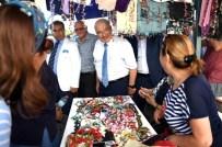 İSMAİL TEPEBAĞLI - Çamlıyayla İğne Oyası Festivali Başladı