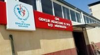 ENGELLİ ASANSÖRÜ - Çine Spor Salonundaki Bakım Onarım Çalışmalarında Sona Yaklaşıldı