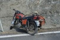 AHMET HAMDI AKPıNAR - Çorum'da Trafik Kazası Açıklaması 3 Yaralı