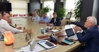 ERCAN YILMAZ - Geyikli, Nilüfer'i Yakından Takip Ediyor