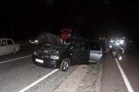 HAMBURG - Gurbetçi Aile Kaza Yaptı Açıklaması Aynı Aileden 1 Ölü, 4 Yaralı