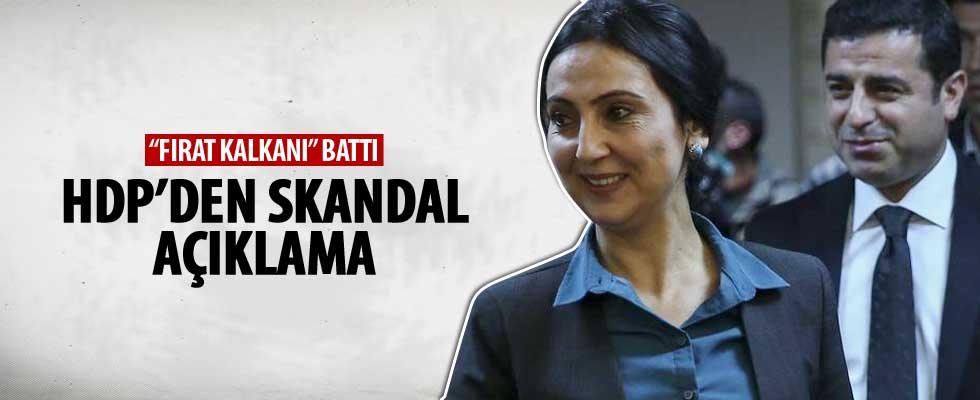 HDP'den skandal Cerablus açıklaması!
