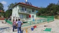 AKMEŞE - İzmit Belediyesi Şehrin Dört Bir Yanında Çalışmalarına Devam Ediyor
