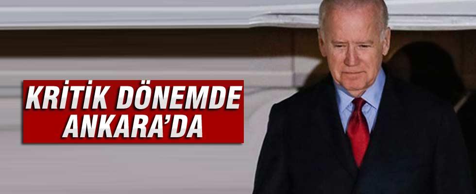 Joe Biden Türkiye'de