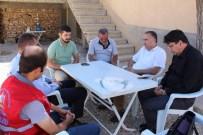 Karaman'da Gençlik Merkezi'nden Şehit Ailesine Ziyaret