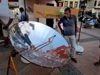 NÜKLEER ENERJI - Karavanla Güneş Enerjisini Anlatıyorlar
