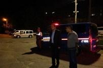 METIN KUBILAY - Kaymakam Kubilay Jandarma Ve Polisin Gece Denetimlerini İnceledi