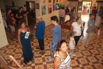 KAMIL SAKA - Körfezde Yaşam' Sergisi İlgi Topladı