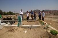 GÖKÇEÖREN - Kula'ya Yeni Mezarlık Alanı