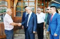 ÇETIN KıLıNÇ - Manisa Valisi Güvençer, Sarıgöl'de Vatandaşlarla Buluştu