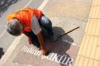 VATANA İHANET - 'O' İsim Kaldırımdan Söküldü