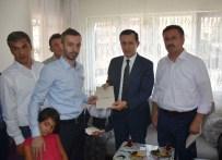 EMRULLAH İŞLER - Şehit Ailelerine Şehitlik Beraatı Takdim Edildi