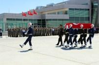 Şehit Onbaşının Naaşı Konya'ya Getirildi