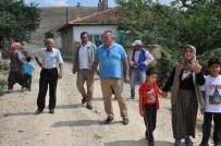 KANALİZASYON ÇALIŞMASI - Serban Beldesi Sakinleri Belediyeden Hizmet Bekliyor