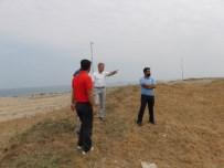 GOLF - TGF Başkanı Ağaoğlu, Samsun Golf Sahası'nı İnceledi