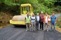 Trabzon Büyükşehir Kar Yağana Dek Yol Çalışmalarına Devam Edecek