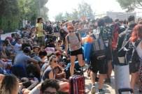 ZEYTINLI - Zeytinli Rock Festivali İçin On Binlerce Kişi Edremit'e Akın Ediyor