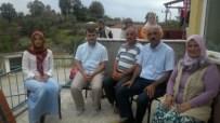 MUSTAFA YAMAN - 15 Temmuz Şehidine Anlamlı Ziyaret