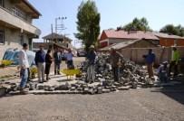 TAHİR ELÇİ - Ağrı Belediyesi'nden Hizmet Seferberliği