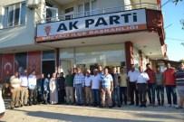 OTORITE - AK Partili Contar Açıklaması 'Mersin Dünyada Gelecek Vaat Eden 100 Şehrimizden Biri'