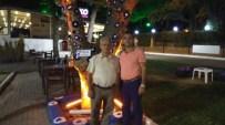 Balıkesir Üniversitesi Rektörü Özdemir Sahil Kafeyi Ziyaret Etti