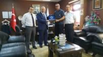 HıZıR - Başkan Vekili Guguş'tan, Eti Maden Genel Müdür Yardımcısı Hızır Ay'a Ziyaret