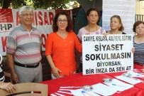 İSMAIL ŞAHIN - CHP Akhisar İlçe Teşkilatından Manifesto İçin İmza Kampanyası