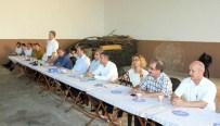 MEHMET AKıN - Çukurova Çiftçisi Sorunlarını Tartıştı