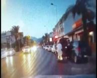 AKARCA - Dikkatsizlik Motorcunun Hayatına Neden Oluyordu