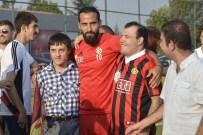 ALPAY ÖZALAN - Eskişehirspor'a Baklavalar Montaj Atölyesi'nden