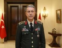 HULUSİ AKAR - Genelkurmay Başkanı Orgeneral Akar Rus mevkidaşıyla görüşecek