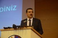 TERÖR EYLEMİ - Gümrük Bakanı Tüfenkci'den Kılıçdaroğlu'na Geçmiş Olsun Telefonu