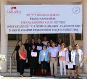 TIP EĞİTİMİ - 'Hayata Merhaba Derken' Projesi Tamamlandı