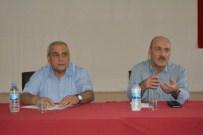 ZİYA GÖKALP - Iğdır Milli Eğitim Müdürlüğü'nde Toplantı