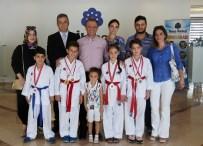 KARATE - İhlas Eğitim Kurumları Karatede Şov Yaptı