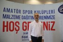 KAĞITHANE BELEDİYESİ - Kağıthane Belediyesi'nden Sporculara Malzeme Desteği
