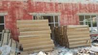 KARAKURT - Karakurt Düğün Salonu Tamamlanıyor