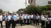 Kırıkhan'da Bayram Öncesi Muhtaç Ailelere Gıda Yardımı