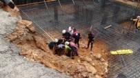 TOPRAK KAYMASI - Maltepe'de İnşatta Göçük Açıklaması 1 Ölü