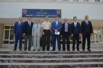 MAHMUT YıLMAZ - Mersin İl Milli Eğitim Müdürü Koca'dan Komutanlara Ziyaret