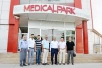 SAĞLIK TURİZMİ - Mersin Milletvekili Taşkın Açıklaması 'Sağlık Turizmi İçin Mersin'de Her Şey Var'