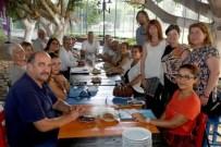 DEVLET OPERA VE BALESI - Mezitli'de, Demokrasi Şenliği Öncesi Tek Yürek Oldular