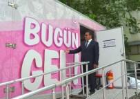 JINEKOLOG - Mobil Mamografi Aracı Mudanya'da