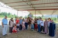 Özel Sporcular At Çiftliğinde