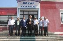 ORHAN KEMAL - Sakaryalı Heyetten DOKAP'a Ziyaret